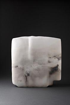 At the Edge of Landscape – Ceramic Sculpture by Brigitte Marionneau | OEN