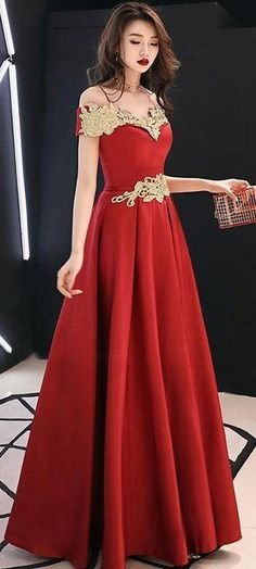 Unique Prom Dresses, Burgundy lace satin long prom dress, burgundy evening dress, There are long prom gowns and knee-length 2020 prom dresses in this collection that create an elegant and glamorous look Sequin Prom Dresses, Unique Prom Dresses, Long Prom Gowns, Plus Size Prom Dresses, Prom Dresses For Sale, Popular Dresses, Bridesmaid Dresses, Formal Gowns, Long Dresses
