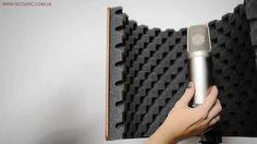 Видео-инструкция по сборке и инсталляции микрофонного экрана VICOUSTIC F... Music, Musica, Musik, Muziek, Music Activities