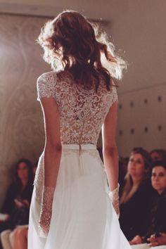 Reem Acra Bridal 2015