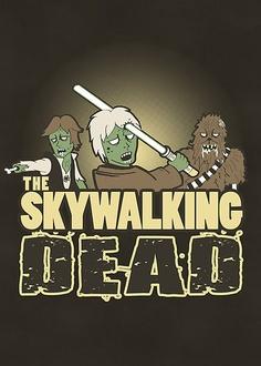 The Skywalking Dead by thehookshot.