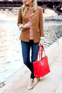 GiGi New York | Kelly In The City Fashion Blog | Poppy Teddie Tote