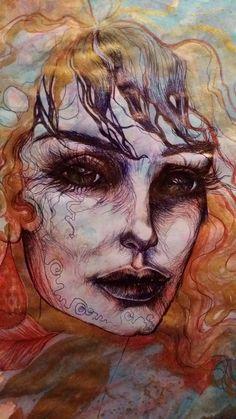 Halloween Face Makeup, My Arts