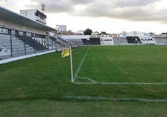Estádio Presidente Vargas - Campina Grande (PB) - Capacidade:4,9 mil - Clube: Treze