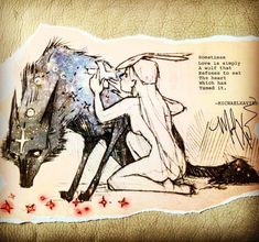 -Michael Xavier with artwork by Chiara Bautista