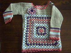 Ravelry: Bella Baby Pullover pattern by Lthingies