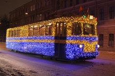 The Holidays in Saint Petersburg