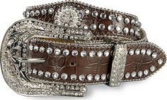 rhinestone cowgirl belt <3  MUST HAVE in Black and Brown