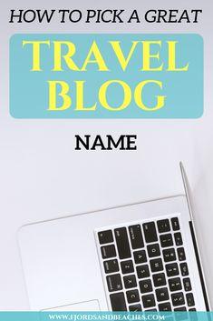 Travel Blog Names Inspiration | Joshymomo org