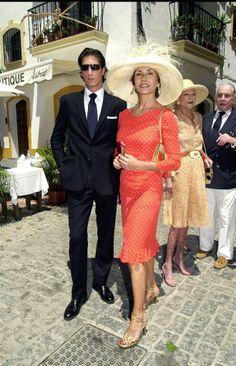 Vestido de madrina de naty abascal