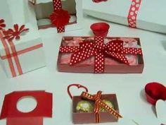 Resultado de imagen para como decorar caja de chocolates