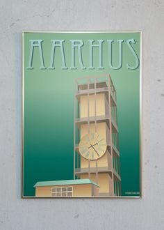 AARHUS - Rådhuset er designet af Visse Vasse | Just Spotted