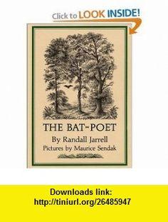 The Bat Poet ... Pictures by Maurice Sendak. [Unknown Binding]; Maurice Sendak Randall Jarrell, Maurice Sendak ,   ,  , ASIN: B000OG1I60 , tutorials , pdf , ebook , torrent , downloads , rapidshare , filesonic , hotfile , megaupload , fileserve