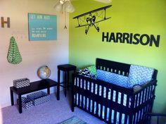 Little Man World Traveler - Project Nursery