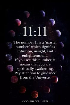 11 11 Meaning: Do You Keep Seeing This Unusual and Powerful Number? ⋆ LonerWolf 11 11 Meaning: Do You Keep Seeing This Unusual and Powerful Number? Spiritual Growth, Spiritual Quotes, Spiritual Life, Spiritual Healer, Spiritual Enlightenment, Healing Quotes, Lei Do Karma, Angel Numbers, Angel Number Meanings