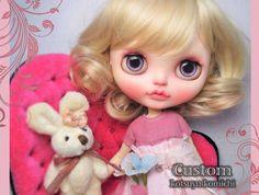 * Kotsuyu-komichi * Custom Blythe * Pretty Otome Girl * Pink * _ Picture 2