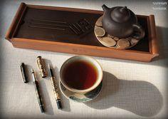 Про чай в корзинках и этику в поступках с Люань Хэй Ча