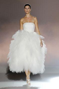 Colección 2013 de vestidos de novia Rosa Clará