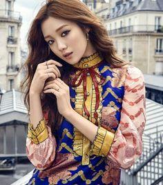 Lee Sung-kyung courted to become Weightlifting Fairy Korean Actresses, Korean Actors, Asian Actors, Korean Dramas, Korean Celebrities, Celebs, Yoo Ah In, Weightlifting Fairy Kim Bok Joo, Seong