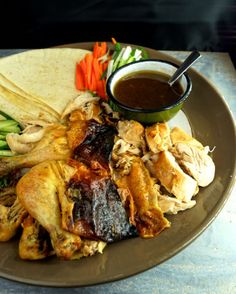 mit Hoisin Sauce aromatisiertes Brathähnchen Hoisin Sauce, Asian Recipes, Meat, Chicken, Food, Chinese Food, Roasts, Kochen, Asian Food Recipes