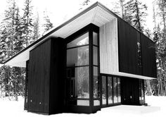 Form & Forest's Pioneer Prefab Cabin, Canada