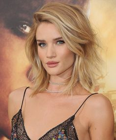 | 19 Times We Desperately Wanted Rosie Huntington-Whiteley's Perfect Hair | POPSUGAR Beauty UK Photo 3