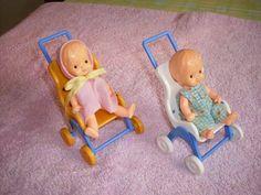 Vintage Dollhouse, Dollhouse Dolls, Miniature Dolls, Baby Prams, Plastic Doll, Miniture Things, Love Pictures, Childhood Memories, Little Girls