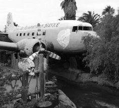 Abandoned plane C-47 http://www.1502983.talkfusion.com/es/products