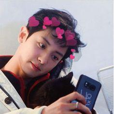 Kaisoo, Chanbaek, Chanyeol Cute, Park Chanyeol Exo, Baekhyun Chanyeol, Exo Ot12, Kpop Exo, Z Cam, Kim Minseok
