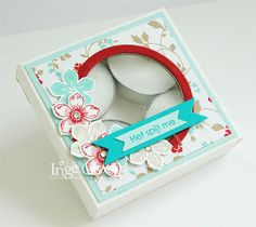 Stampin' Cards And Memories: Nederlandse Sentimenten BlogHop en Aanbieding!