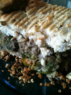 Lentil, Mushroom & Sweet Potato Shepherd's Pie | Recipe | Lentils ...