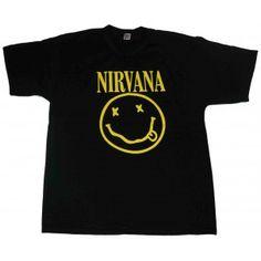 Camiseta #tshirt #Nirvana R$ 29,00 clique e compre!