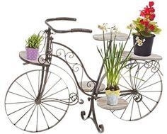 Plant Holder Iron Stand Decor Garden Patio Conservatory Home Hotel Pot Flower
