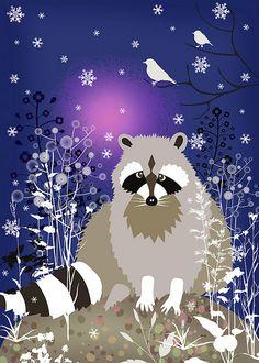 Brother Raccoon