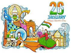 What is Republic Day? Why do we Celebrate India Republic Day? Information, History and Importance of Republic Day of India Essay On Republic Day, Republic Day India, Independence Day Drawing, Indian Independence Day, Diversity Poster, Unity In Diversity, Importance Of Republic Day, Incredible India Posters, Amazing Photos