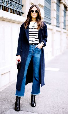 Meet the flattering denim outfit every woman should learn how to master. Plus, shop the essentials you need to create the look.