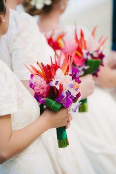 Photography: Sass Studios - www.sassstudios.com/blog  Read More: http://www.stylemepretty.com/australia-weddings/2015/04/14/modern-tropical-queensland-wedding/