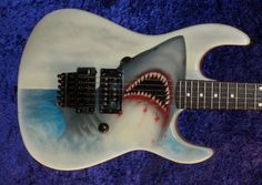 MARK KENDALL of GREAT WHITE BC RICH ST USA GUITAR - CELEBRITY OWNED - STAGE USED #BCRICH - jA
