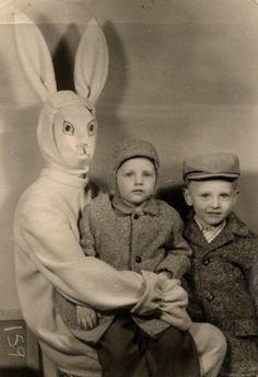 Creepiest Easter Bunny #inlarariastudio #inspo