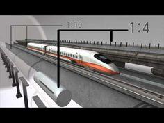 Elon Musk's Dream Is Coming True: Vacuum Tube Company Is Building A 3-Mile 'Hyperloop' Transport System (TSLA)