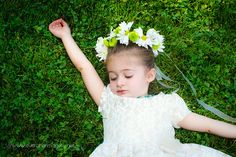 How Cute is the Flower Girl at Happy Days Lodge |Becky + Jeff| Ever After Imagery