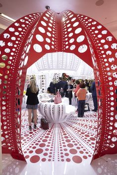 The Louis Vuitton Pop Up Store launch party at Selfridges © Louis Vuitton