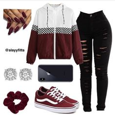 Just readddd #random #Random #amreading #books #wattpad Cute Lazy Outfits, Swag Outfits For Girls, Cute Outfits For School, Teenage Girl Outfits, Cute Swag Outfits, Teen Fashion Outfits, Vans Outfit Girls, Baddie Outfits Casual, Stylish Outfits