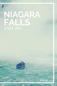 Niagara Falls is one of the most breathtaking natural wonders of the world. Just a few hours drive from Toronto, the falls and the town are extremely accessible. There's so much more to do in Niagara than just the falls and if you're thinking of taking a day trip there, read up on my tips on what you should take in! #niagarafalls #ontario #canada