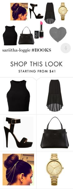 """""""The Count of Monte Cristo #4 ♥"""" by sariitha-loggie ❤ liked on Polyvore featuring T By Alexander Wang, Alice + Olivia, Stella Luna, CÉLINE, Oasis, outfits, books, AlejandroDumas and TheCountOfMonteCristo"""