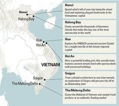 17 Best Route To Indochina images in 2014   Vietnam travel