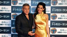 Amal Clooney Has a Stylist After All
