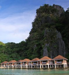 5 Most Affordable Overwater Bungalows and Overwater Huts | Romantic Honeymoon Resorts | Exotic Vacations | El Nido Lagen Island Resort