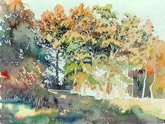 Malarstwo akwarelowe 01 - jak malować pejzaż Leszek Legut HD(4:3)