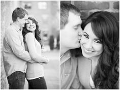 Jenny + Steve | Pittsburgh Engagement Photos - Pittsburgh Wedding Photography - Alison Mish Photography